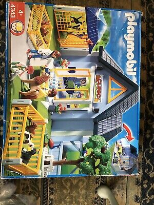 Playmobil Vet Clinic Large Complete Set