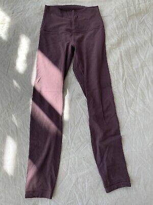 Lululemon Women's Align Pant US Size 4 / UK Size 8 in Light Purple