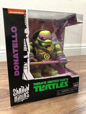 Purple Ninja Turtle Name (Nickelodeon TMNT Shadow Ninjas Donatello Turtle Green Purple Toy Figure 5