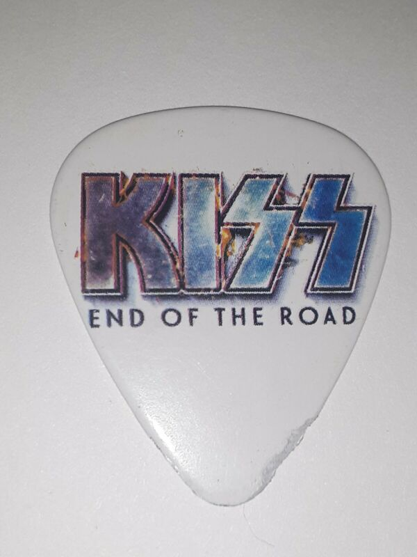 Kiss Guitar Pick