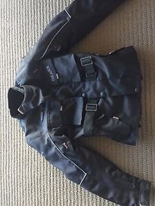 Child's motorcycle jacket helmets and boots Cygnet Huon Valley Preview