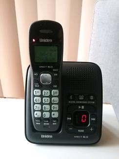Cordless Telephone - Uniden