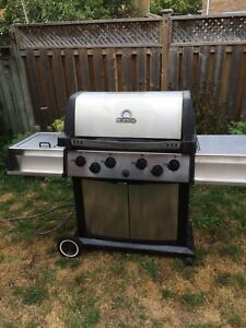 Natural Gas bbq - Broil Kind Sovereign XL