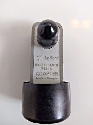 Agilent Keysight V281c Coaxial Waveguide Adapter 1.0 Mm F 50 To 75 Ghz