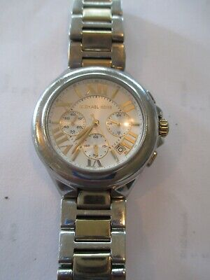 MENS MICHAEL KORS WATCH MK-5653 (RUNNING GREAT)