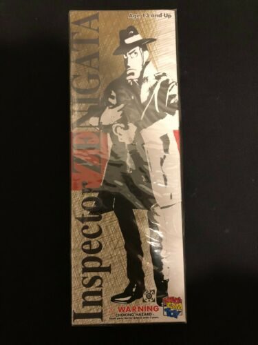 Inspector Zenigata Lupin Medicom Toy Figure Anime