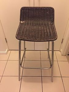 Single Cane Stool Good Condition West End Brisbane South West Preview