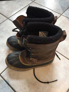 Mens winter boots. Sorel