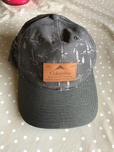 Kappe Mütze basecap Hut Columbia Neu