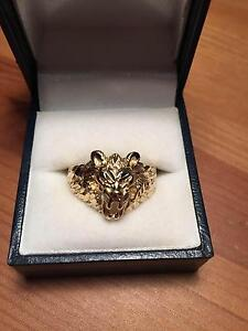 Lions head ring Butler Wanneroo Area Preview