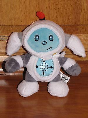 New Neopets Robot KACHEEK Plush Plushie Space Dog Series 6 NO Code
