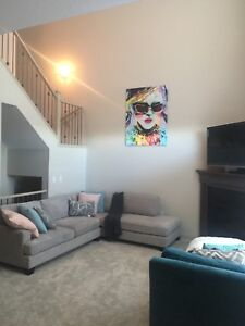 Master bedroom for rent, private bath room, walk in closet