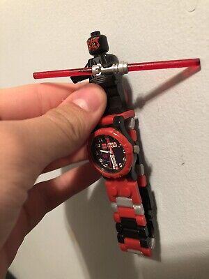 Lego Star Wars Darth Maul Watch (4126246)