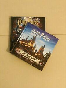 2 x Harry Potter Movie books