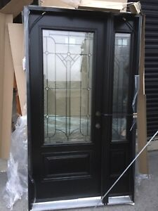 Brand New Door and Sidelite