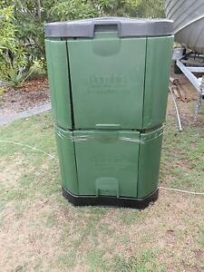 Compost bin in AS NEW exce cond Cost $350 - Sell $175 neg Sandstone Point Caboolture Area Preview