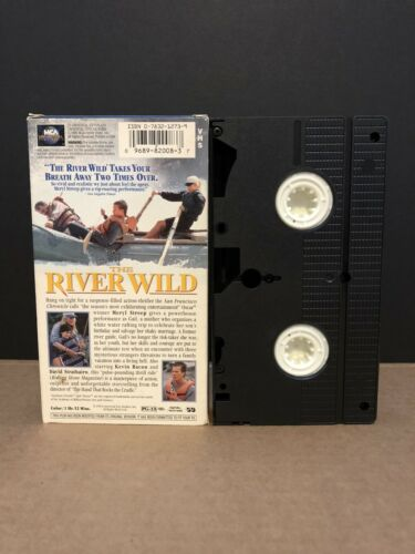 The River Wild VHS, 1995  - $5.00