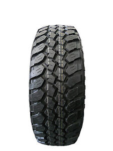 1-X-285-75-16LT-BUCKSHOT-CARBON-BRAND-NEW-MUD-TYRE-MUD-WIDE-CLAW-8PLY-122M