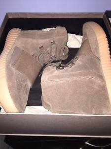 Yeezy 750 Chocolate sz 11.5 Authentic
