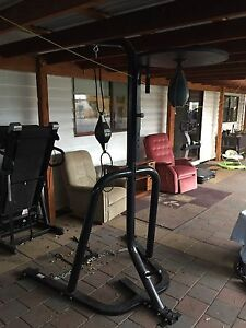 Punching bag stand Warracknabeal Yarriambiack Area Preview