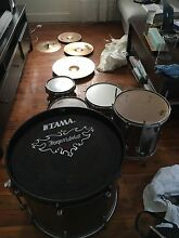 TAMA Imperialstar Drum Kit with Cymbals Bondi Beach Eastern Suburbs Preview