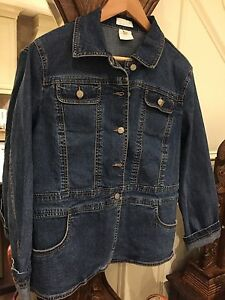 French Dressing Jean Jacket
