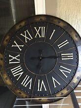 Iron wall clock Greenacre Bankstown Area Preview