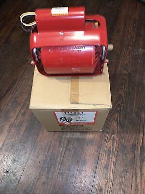 Bell Gossett -circulating Pump- 111034 112 Hp 115v 1725 Rpm Single Phase