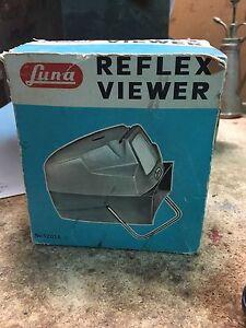 Luna reflex viewer Dingley Village Kingston Area Preview