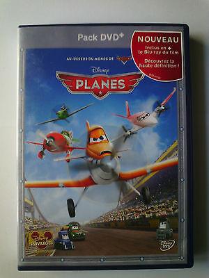 AVIONES PACK DVD + BLU-RAY DISNEY DVD PAL segunda mano  Embacar hacia Spain