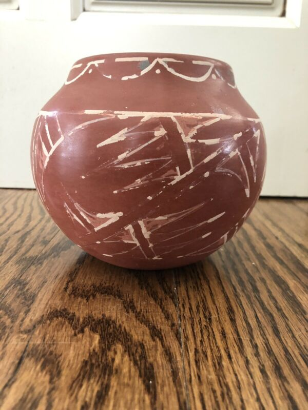 Antique Native American Pottery