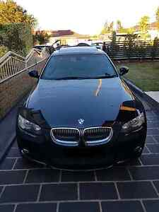 2009 my10 BMW 330D E92 M-SPORT COUPE PADDLESHIFT 1 year Rego Sydney City Inner Sydney Preview