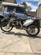 2007 Honda CRF450R Limited Edition dirt bike Doveton Casey Area Preview