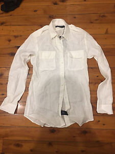 BNWT - Ralph Lauren Black - Linen Shirt - Medium Camden Camden Area Preview