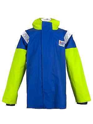 - Stormline 200 Lightweight Fishing Oilskins Jacket, Waterproof Workwear Jacket