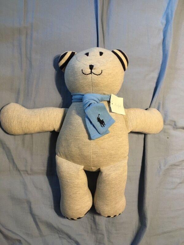 Ralph Lauren Stuffed Bear