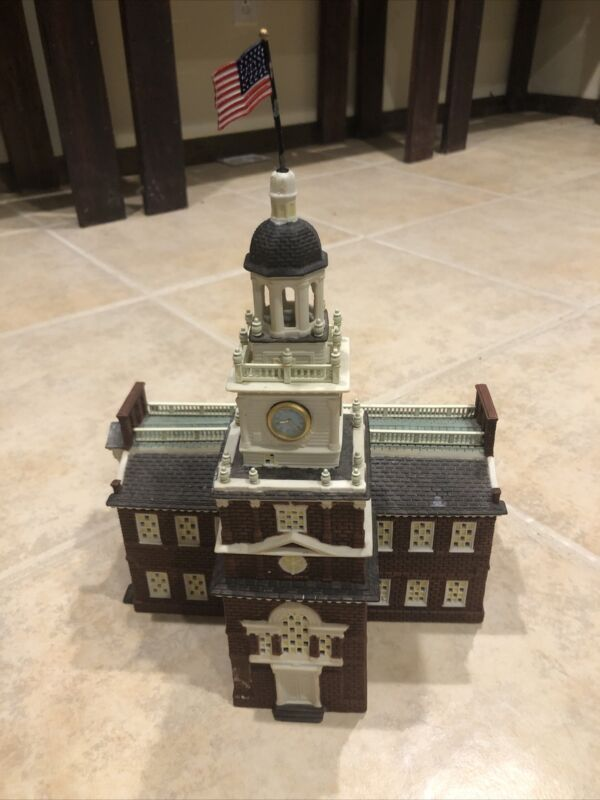 Department 56 Heritage Collection Independence Hall