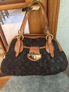Authentic Louis Vuitton Etoile Bowling Bag