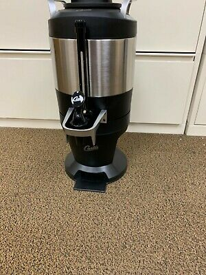 Wilbur Curtis 1 Gallon Thermal Coffee Dispenser Txsg0101s600