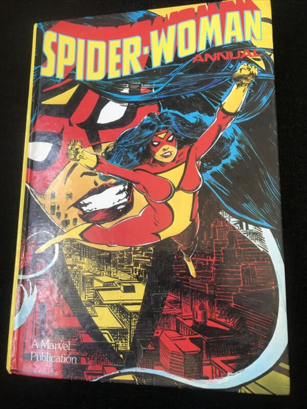 Spider-Woman Annual 1983