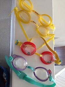 Four goggles