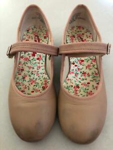 Capezio Tap Shoes Size 2 Heathcote Sutherland Area Preview