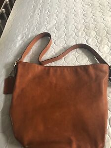 COACH  XL LEATHER TOTE