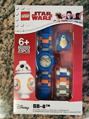 Lego Star Wars BB-8 Buildable Watch w/ Minifig 8020929  Last Jedi