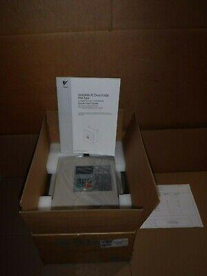New Yaskawa Omron Ip66 V1000 Inverter Ac Drive Cimr-vc4a0007haa-0080 400v 3phase