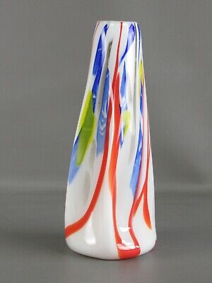 Vase Decorative Glass with Diffuser And Submerged Design Years' 70