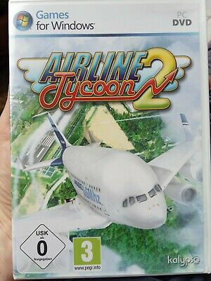 Airline Tycoon 2 (PC, 2011, DVD-Box)
