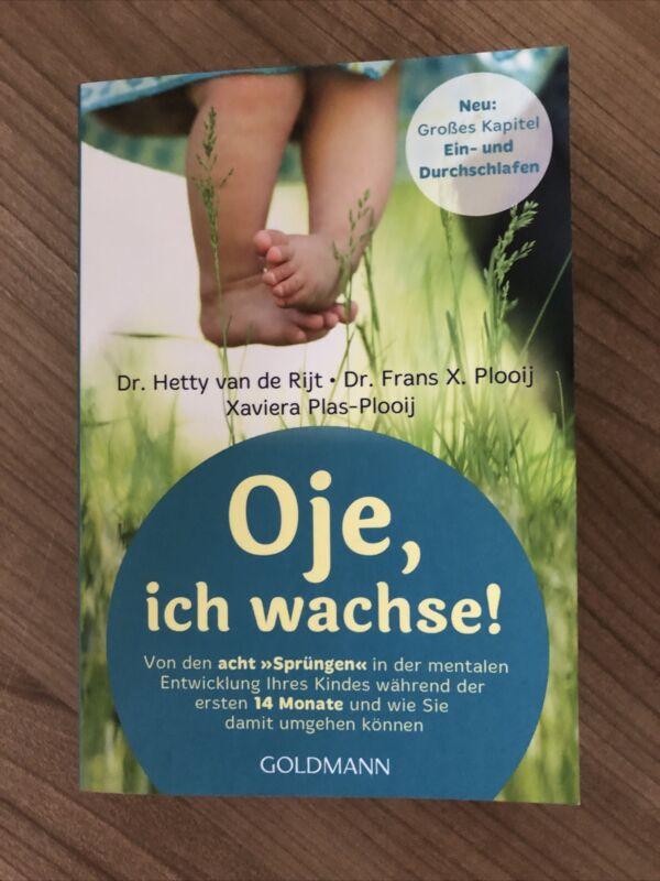 Oje, ich wachse! | Hetty van de Rijt | Taschenbuch | Deutsch | 2019