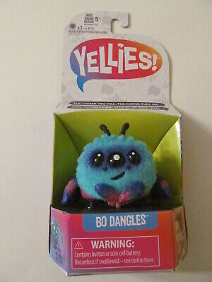 Yellies - Voice Activated Interactive Pet Spider - Bo Dangles