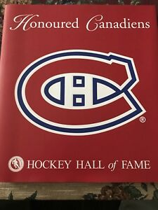 Montréal Canadiens hockey Hall of Fame